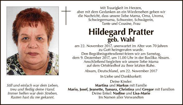 Hildegard Prater