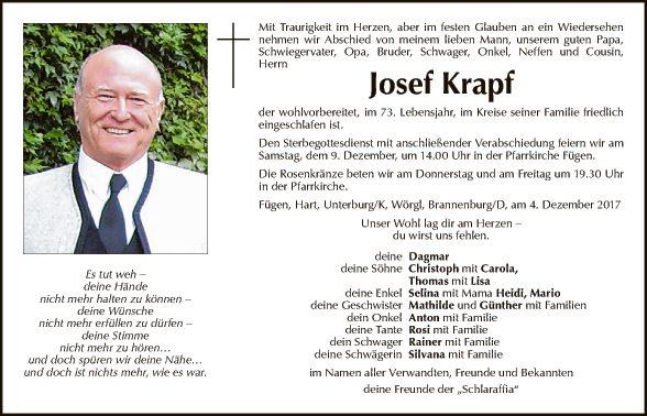 Josef Krapf