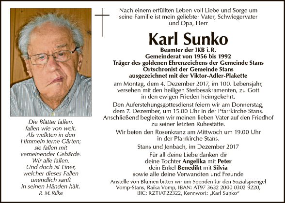 Karl Sunko