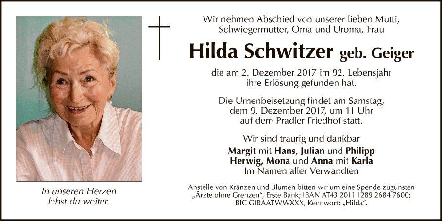 Hilda Schwitzer