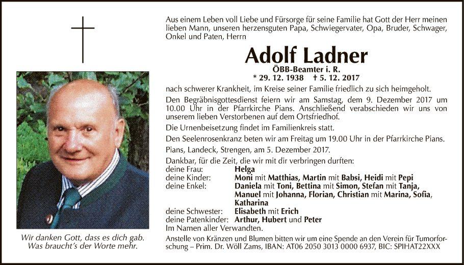 Adolf Ladner