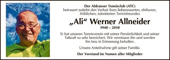 Werner Allneider