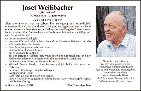 Josef Weißbacher