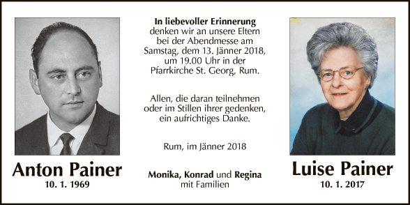 Anton und Luise Painer