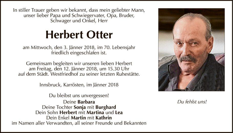 Herbert Otter