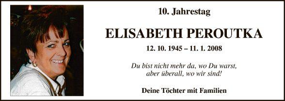 Elisabeth Peroutka