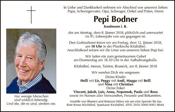 Pepi Bodner