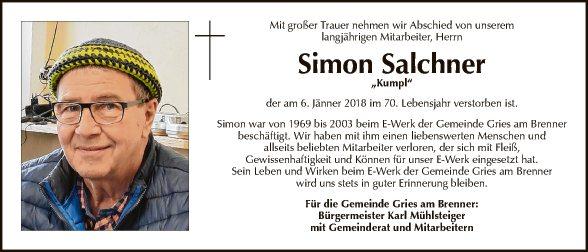 Simon Salchner