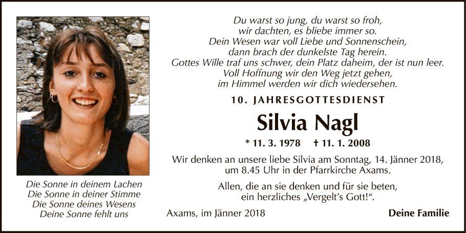 Silvia Nagl