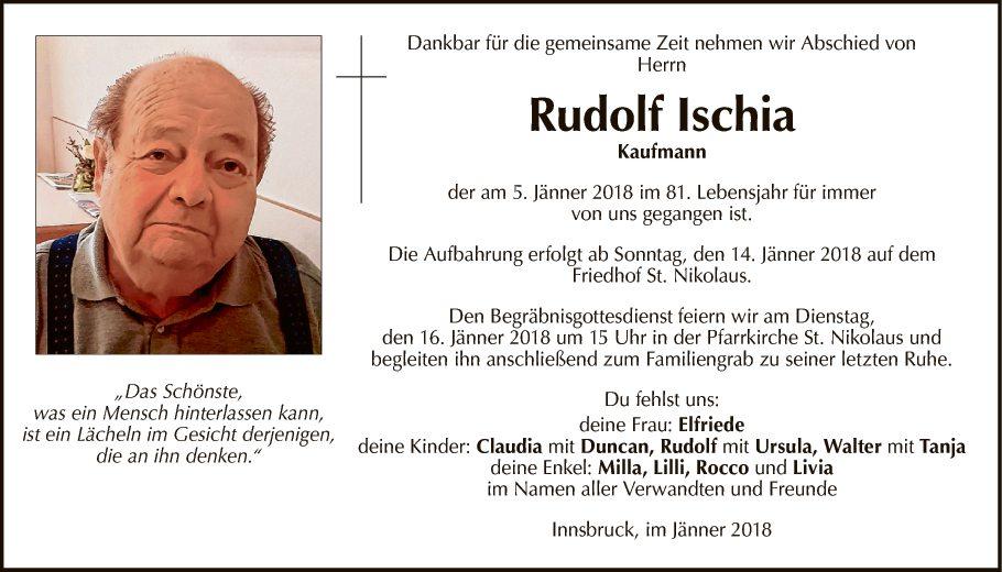 Rudolf Ischia