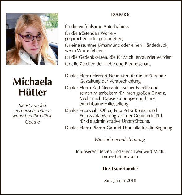 Michaela Laura Hütter