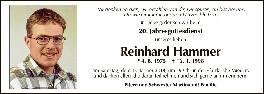 Reinhard Hammer