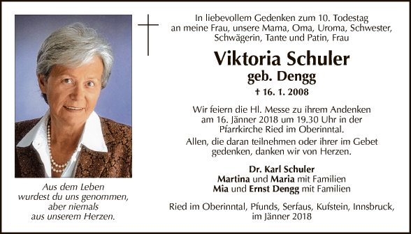 Viktoria Schuler