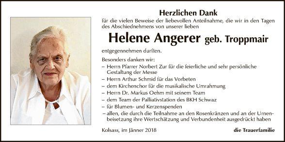 Helene Angerer