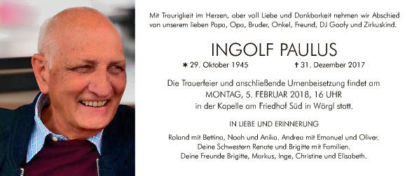 Ingolf Paulus