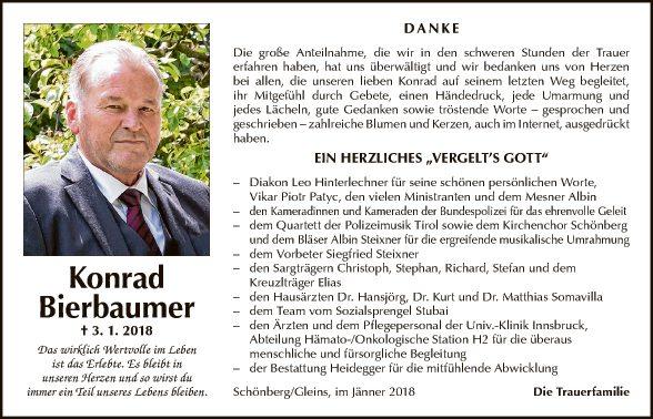 Konrad Bierbaumer