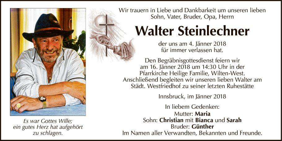 Walter Steinlechner