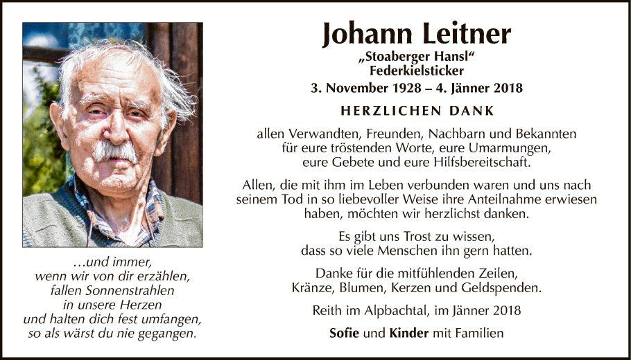 Johann Leitner