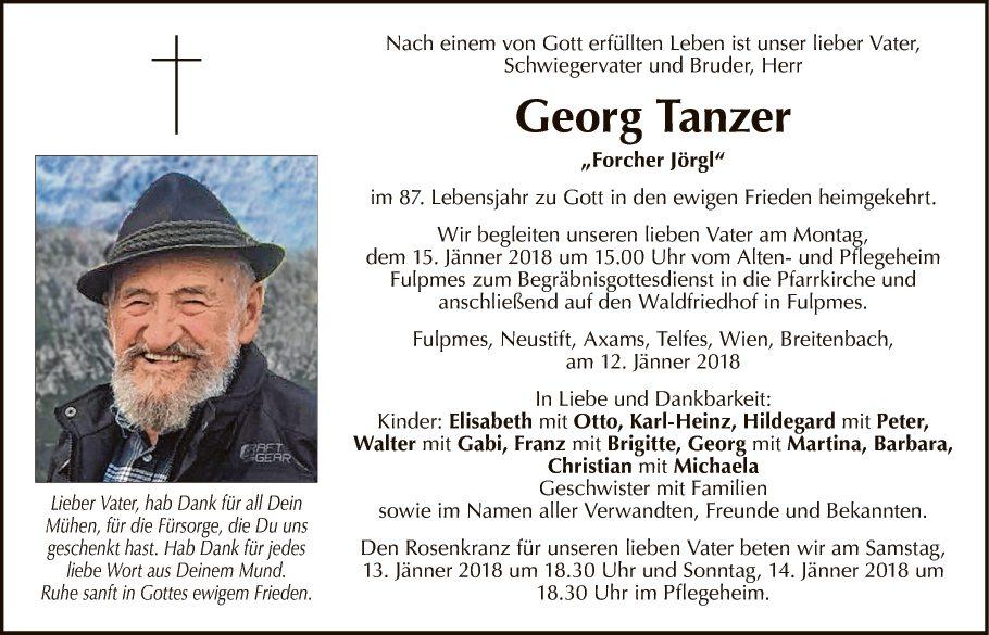 Georg Tanzer