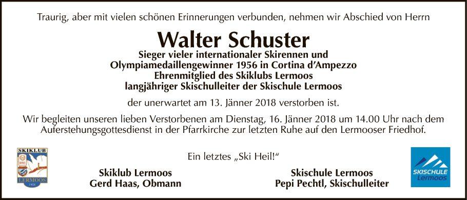 Walter Schuster