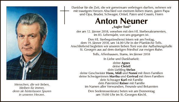 Anton Neuner