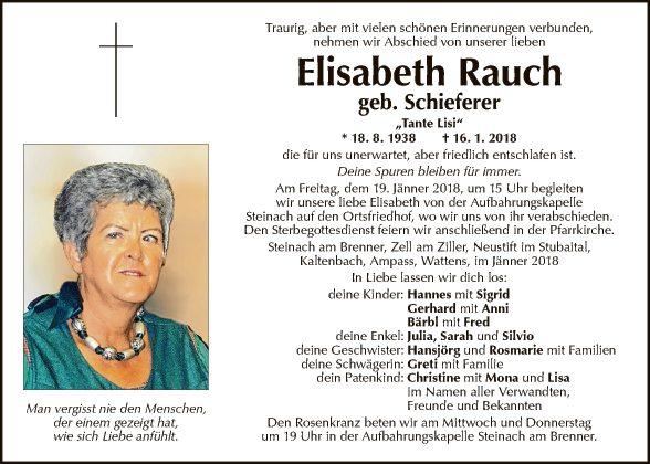 Elisabeth Rauch