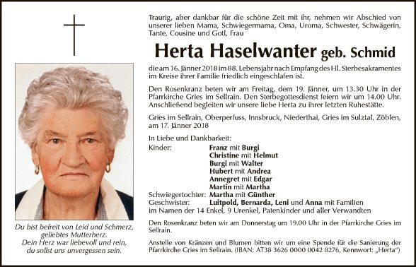 Herta Haselwanter