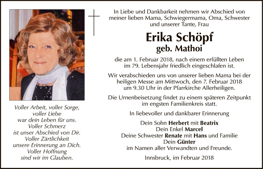 Erika Schöpf