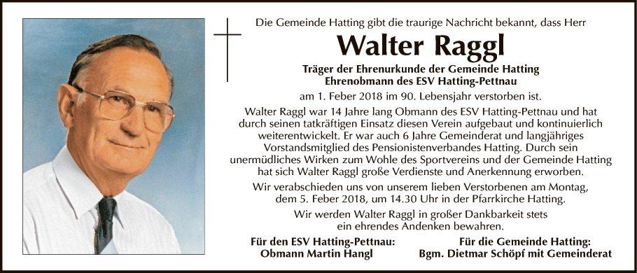 Walter Raggl