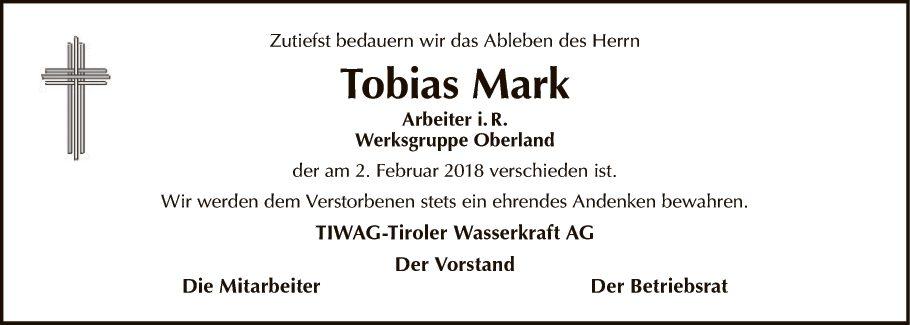 Tobias Mark