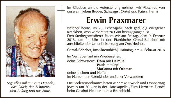 Erwin Praxmarer
