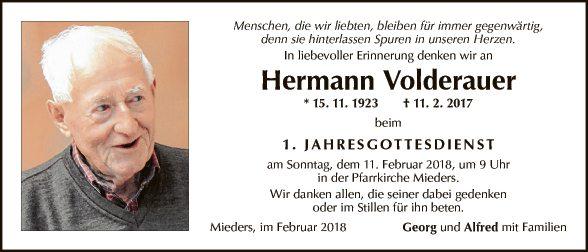 Hermann Volderauer
