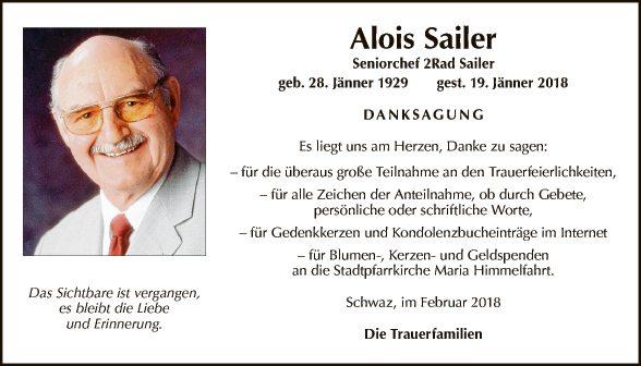 Alois Sailer