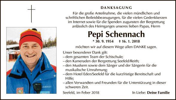 Pepi Schennach