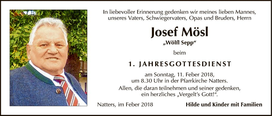 Josef Mösl
