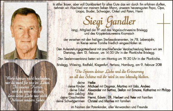 Siegi Gandler