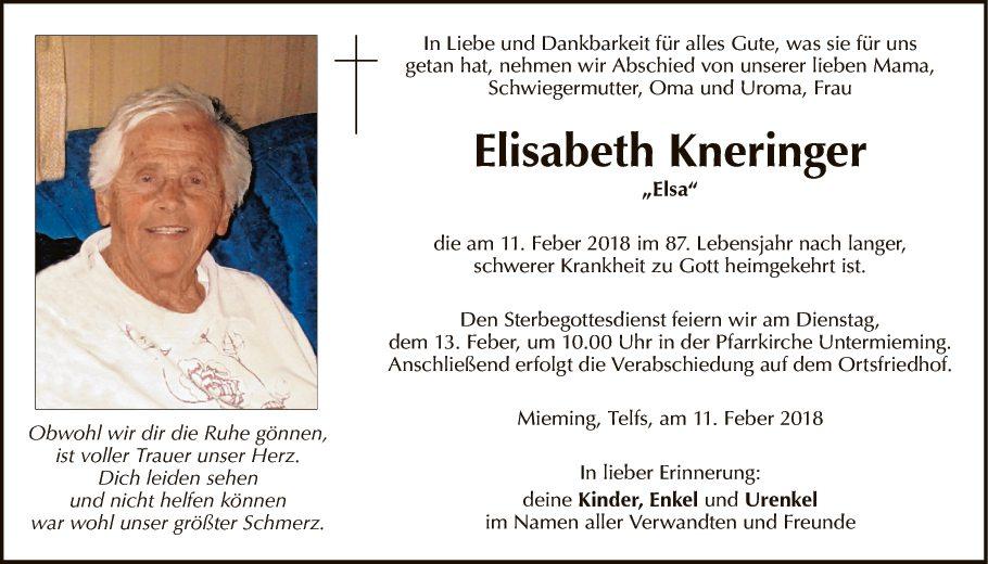 Elisabeth Kneringer