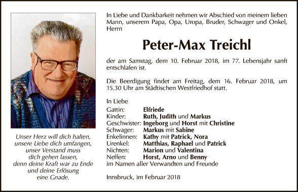 Peter-Max Treichl