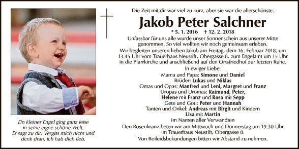 Jakob Peter Salchner