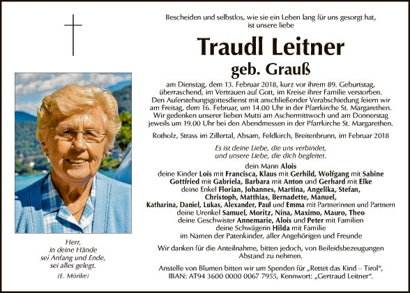 Traudl Leitner