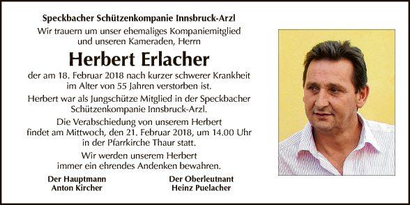 Herbert Erlacher