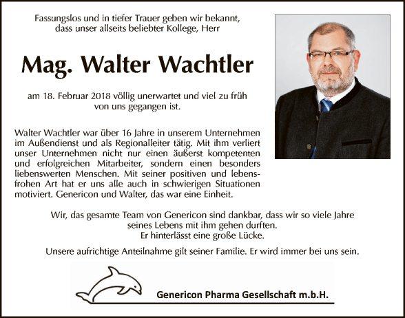 Mag. Walter Wachtler