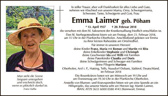 Emma Laimer