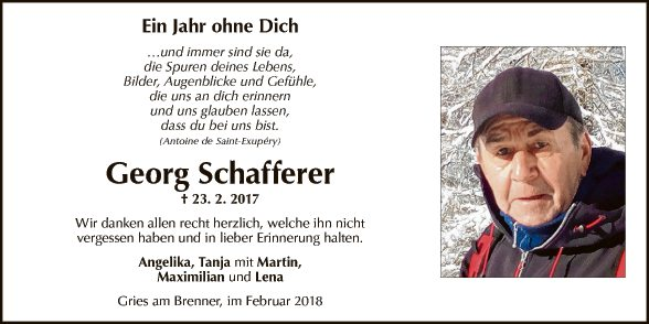 Georg Schafferer
