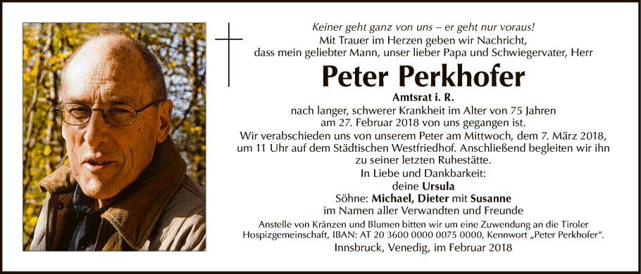 Peter Perkhofer