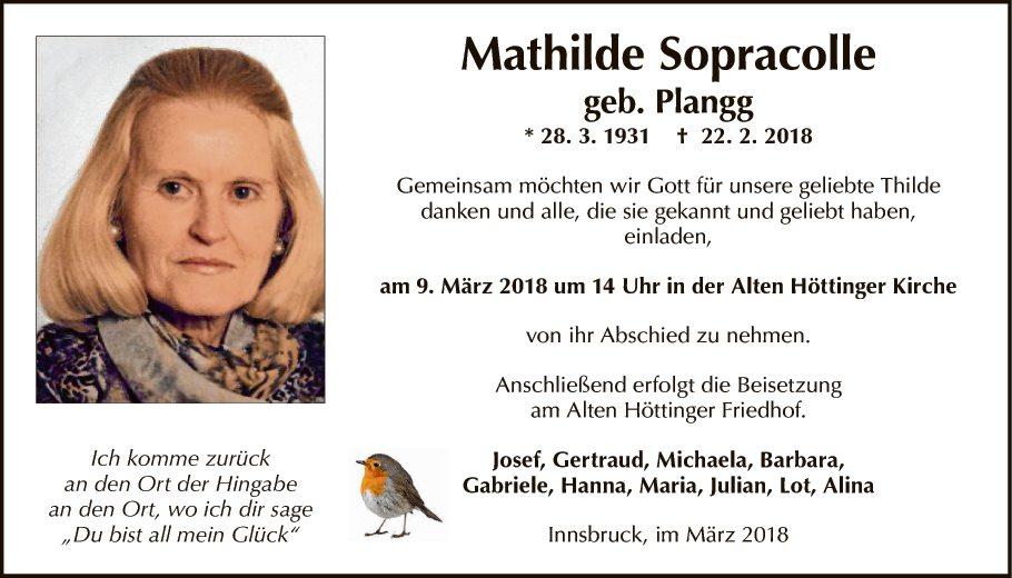 Mathilde Sopracolle