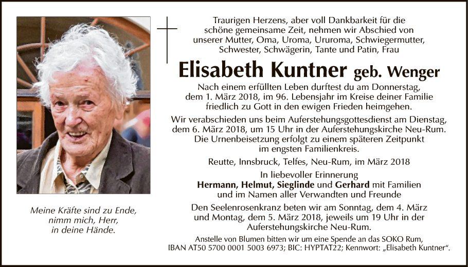 Elisabeth Kuntner