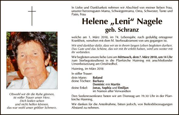Helene Nagele