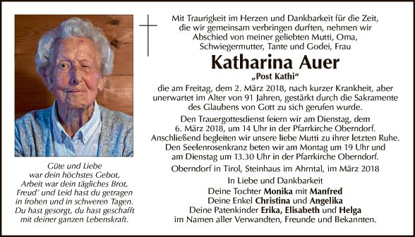 Katharina Auer