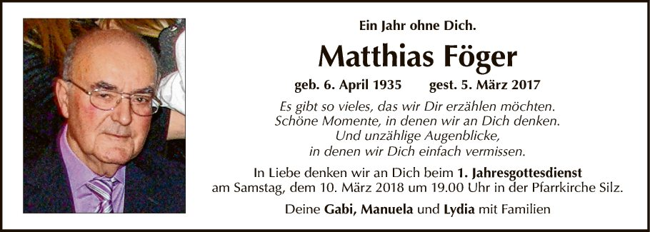 Matthias Föger